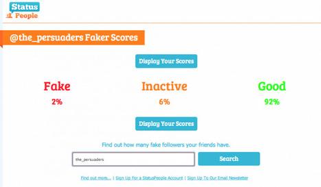 Le chiffre FAUX des 500 millions d'inscrits sur Twitter ... et les autres | Social Media Curation par Mon Habitat Web | Scoop.it