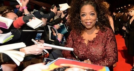 Oprah Winfrey BAFTAs 2014 Red Carpet Photos | AfroCosmopolitan | Fashion | Scoop.it