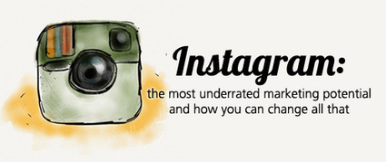 Instagram: The Most Underrated Marketing Potential and How You Can Change All That - Business 2 Community | SoLoMo Means More at KTLLC Communications | Scoop.it