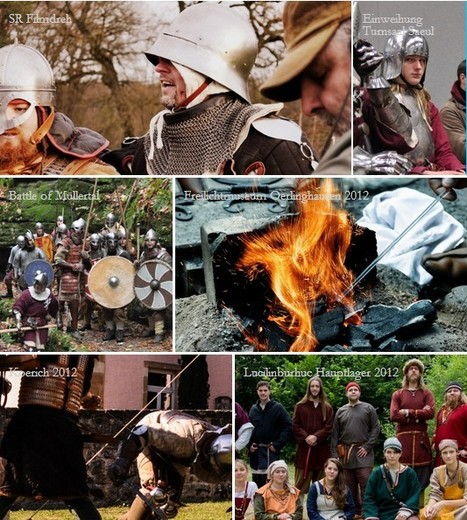 Lucilinburhuc | Reenactment und Historisches Fechten Luxemburg | Festivals Celtiques et fêtes médiévales | Scoop.it