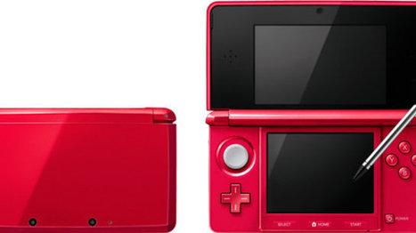 Nintendo launching 3DS in Metallic Red on June 13 in Japan - Polygon | AvatarGames.Wordpress.com | Scoop.it