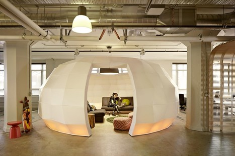 Cool Workplaces: Distraction or Productivity Booster? | Office Environments Of The Future | Scoop.it