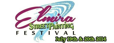 Street Painting Festival - Elmira NY - Events | SouthNiagaraTourism | Scoop.it