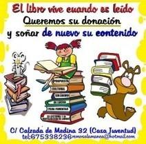 Recogida de libros en desuso para crear una biblioteca solidaria - Salamanca24horas | Documania 2.0 | Scoop.it