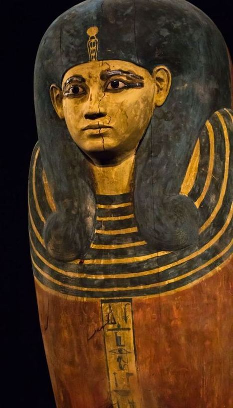 Hair offering in Ancient Egypt. Archaeological remains. | Mesopotamia | Scoop.it