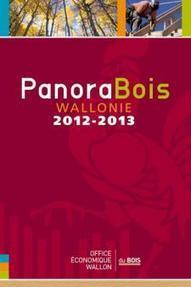 Le PanoraBois Wallonie 2012-2013 est disponible!  Office Economique Wallon du Bois | Environnement | Scoop.it