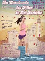 10 KM SARABANDE DES FILLES DE LA ROCHELLE 2013   Chatellerault, secouez-moi, secouez-moi!   Scoop.it