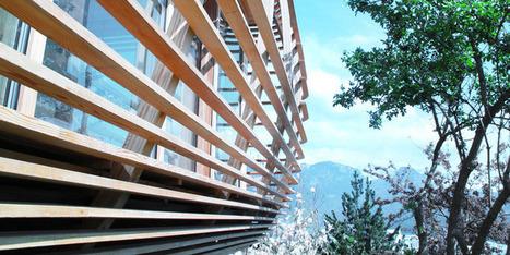 La maison écologique idéale : Fincube | Architecture et nature | Scoop.it