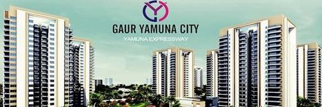 Gaur Yamuna City Yamuna Expressway Gaursons India Ltd. | Aditya Estates™ | Real Estate property | Scoop.it
