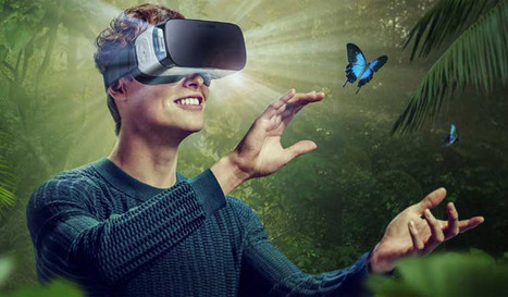 Best Virtual Reality Headsets for iPhone and Android | All Things About Social Media, SEO, Content Marketing, Advertising, Business, Technology, Lifestyle. | Scoop.it