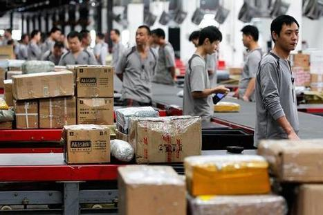 China's e-commerce love affair breaks records on Single's day - CNBC.com | Business in China | Scoop.it