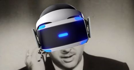 Is Virtual Reality Journalism's Final Frontier? | Documentary Evolution | Scoop.it