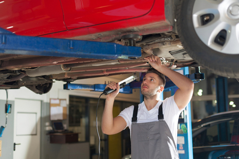 3 Reasons Your Clients Need Rust Proofing by Pros With Auto Detailing Training | Auto Industry News | Scoop.it