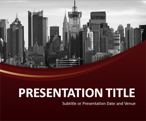 Corporate Identity PowerPoint Template | Investing in Real Estate | Scoop.it