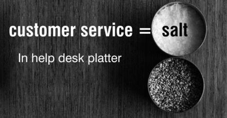 Customer Support Service: Important Ingredient for your help desk software   help desk software   Scoop.it