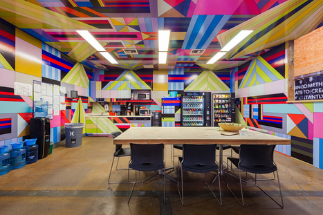29 Creativity Inducing Offices   Innovation & Co   Scoop.it