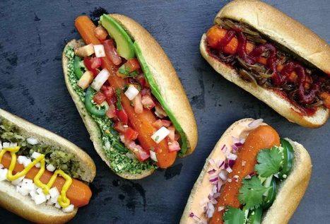 Carrot Hot Dog Recipe | Vegan Food | Scoop.it
