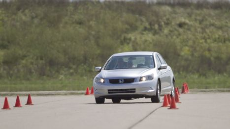 Teenagers learn risks of distracted driving - Livingston Daily | Traffic Cones | Scoop.it