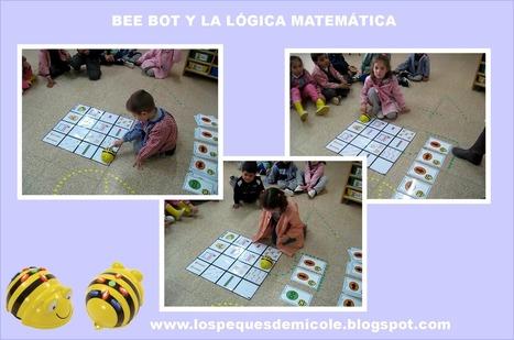 Bee Bot   Programación, Tecnología y Robótica Educativa   Scoop.it