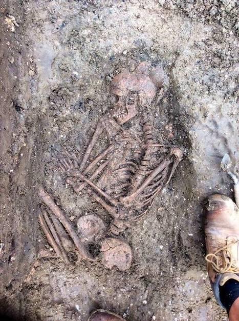 Bronze Age skeleton unearthed in Wiltshire - BelfastTelegraph.co.uk | Arts and humanities research | Scoop.it