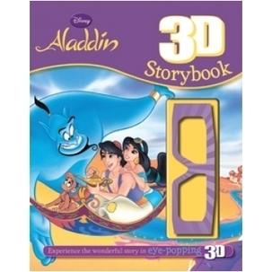 Parragon Disney Aladdin 3D Storybook | Adventure World | Scoop.it