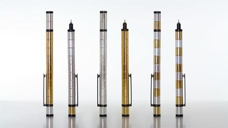 Polar: A Fun Modular Pen Made of Powerful Neodymium Magnets   Culture Scribe   starke Neodym Magnete im Magnetshop günstig kaufen ?   Scoop.it