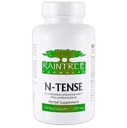 Raintree N-TENSE Capsules (Graviola Plus 7 Rainforest Herbal PLants) | medicinal herbs | Scoop.it