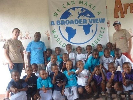 "Review Kaitlyn Volunteer in Kirithani, Kenya Orphanage and School programs | ""#Volunteer Abroad Information: Volunteering, Airlines, Countries, Pictures, Cultures"" | Scoop.it"
