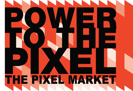 From Cannes, Power to the Pixel announces four prizes for this October's Pixel Market | interactive documentary | Scoop.it