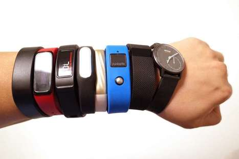 Top 10 Healthcare Wearables For A Healthy Lifestyle - The Medical Futurist | WELLNESS | Scoop.it