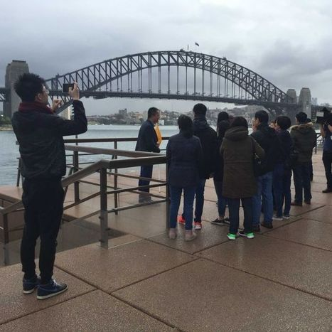 Chinese tourists spend record amounts in Australia | Engage with Asia | Scoop.it