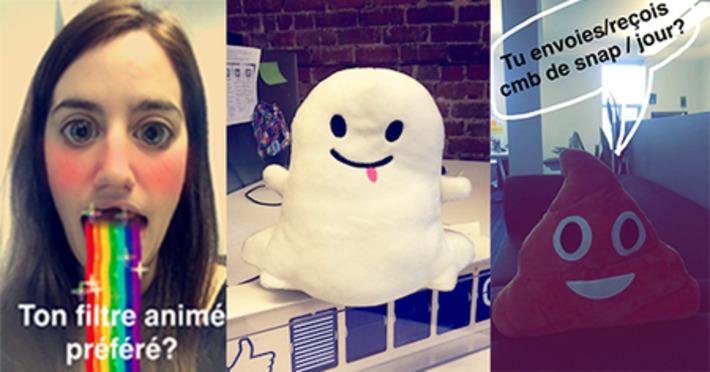 Pourquoi les millennials aiment Snapchat | Adviso | Médias sociaux : Conseils, Astuces et stratégies | Scoop.it