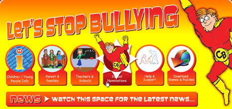 Let's Stop Bullying | This is a No Bully Zone | Scoop.it