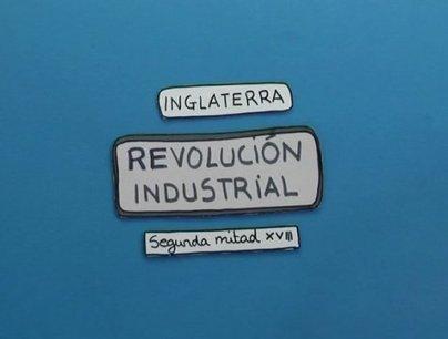 Cómo fue la Revolución Industrial | Herramientas educación LGV | Scoop.it