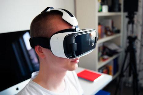 Kokeilussa Samsung Gear VR -virtuaalilasit | Virtual Reality VR | Scoop.it