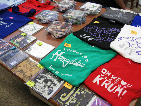 Basic Merch Marketing Strategies for Indie Musicians | Grace Notes | Scoop.it