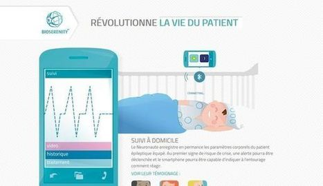 Bioserenity : le t-shirt connecté contre l'épilepsie | Innovation | Scoop.it