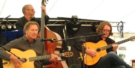 Trio Manouche - 3 Piece Gypsy Jazz Band with Guest Player - Creative Innovation Centre CIC | Jazz at the CICCIC, Taunton | Scoop.it
