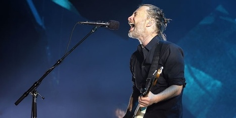 Radiohead Erase Internet Presence | Archivance - Miscellanées | Scoop.it