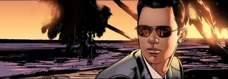 Burn Notice's Matt Nix On Moving Beyond Miami With Online Comic | Transmedia: Storytelling for the Digital Age | Scoop.it