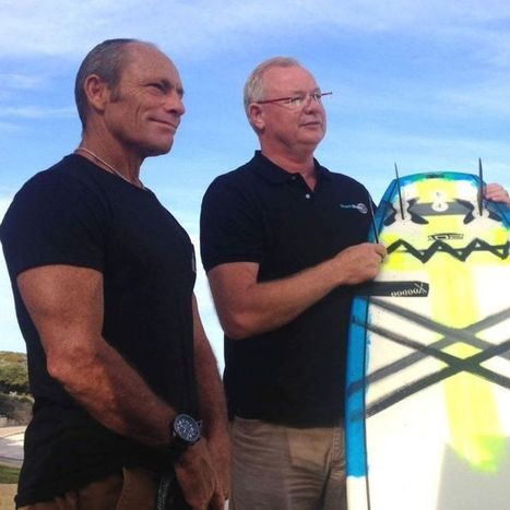 Champion #surfer says shark attacks changing surfing #SharkRepellent better than #sharkcull | Rescue our Ocean's & it's species from Man's Pollution! | Scoop.it