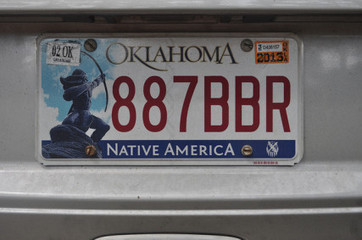 Appeals court OK's pastor's suit against Oklahoma license plate - Religion News Service | Law and Religion | Scoop.it