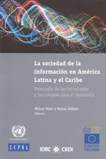 Libro: cepal: la sociedad de la información en america - investigacion y ...   Marketing Digital   Scoop.it