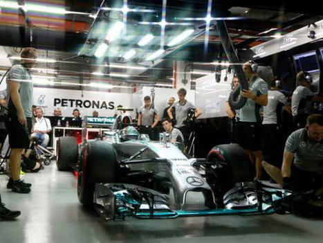 Formula One Three Car Per Team Theory | Drivespark Automobile News | Scoop.it