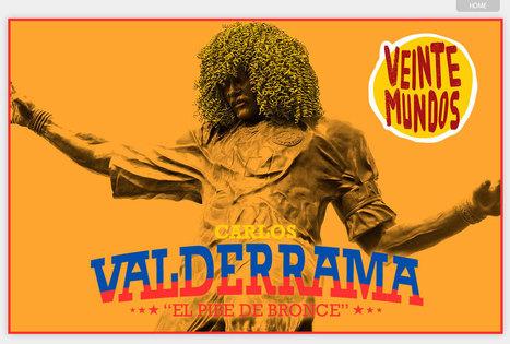 La estatua del Pibe Valderrama, Santa Marta. | VeinteMundos Magazines | Las TIC en el aula de ELE | Scoop.it