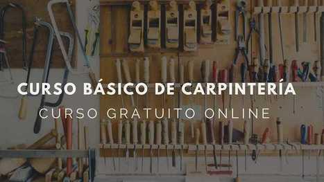 Curso básico de Carpintería | TIC IES Pascual Carrión | Scoop.it