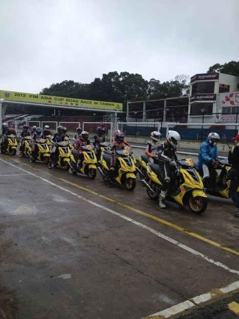 FIM Asia Cup of Road Race 2012 in Taiwan | FMSCT-Live.com | Scoop.it