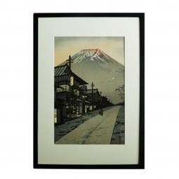 Vue de Fujiyoshida - Kyototradition | Kyototradition - Artisanat traditionnel japonais | Scoop.it