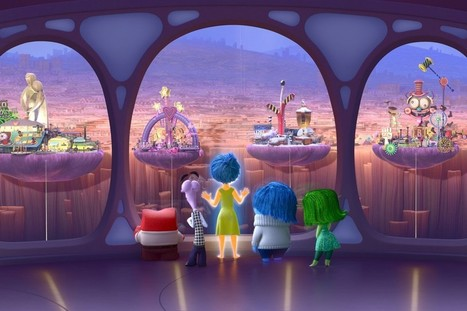 'Inside Out' Is Pixar's Joyful Return to Form | Emotional Wisdom | Scoop.it