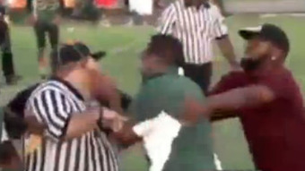 Video: Youth football coach punches referee in face | Sports Ethics: James, T. | Scoop.it